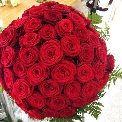 Bouquet-50rose