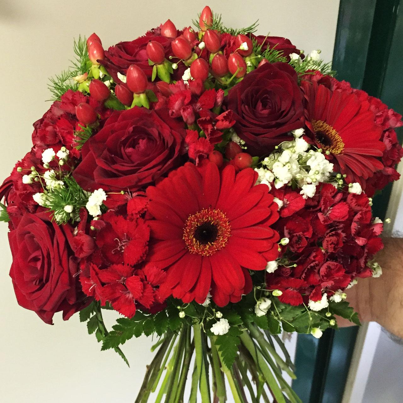 Fiori Laurea.Bouquet Laurea 6490 Piante Fiori Lachiesetta